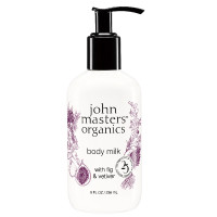 john masters organics Fig & Vetivier Body Milk 236 ml