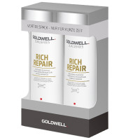 Goldwell Dualsenses Rich Repair Restoring Shampoo Duo 2x 250 ml