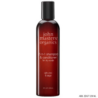 john masters organics 2-in-1 Shampoo & Conditioner for dry scalp 473 ml