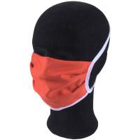 Solida Mund- und Nasenmaske 100% Polyester mit Ohrgummi, Dessin 2