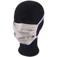Solida Mund- und Nasenmaske 100% Polyester mit Ohrgummi, Dessin 11