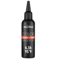 Alcina Color Gloss + Care Emulsion 6.56 dunkelblond-rot-violett 100 ml