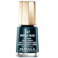 Mavala Nagellack Mystic Color's Mosaic Blue 5 ml