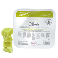 depileve Biowax Traditional Olive Oil 2x 500 g