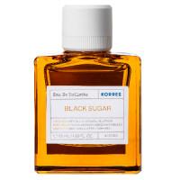 Korres Black Sugar Eau de Toilette für Sie 50 ml