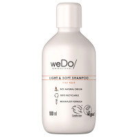 weDo Professional Light & Soft Shampoo 100 ml