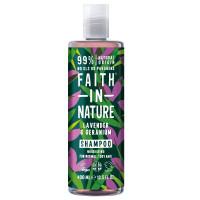Faith in Nature Lavendel & Geranium Shampoo 400 ml