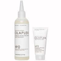 Olaplex Intensive Bond Treatment No. 0 + Hair Perfector No. 3