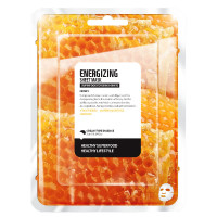 Farmskin Superfood Salad Facial Honey Energizing Sheet Mask 15 ml