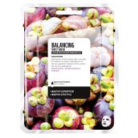 Farmskin Superfood Salad Facial Mangosteen Balancing Sheet Mask 15 ml