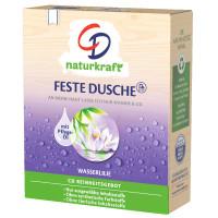 CD Naturkraft Feste Dusche Wasserlilie 2 x 75 g