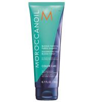 Moroccanoil Blonde Perfecting Purple Shampoo 200 ml