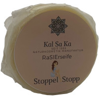 "Kal Sa Ka Rasierseife ""Stoppel Stopp"" Nachfüllstück 60 g"