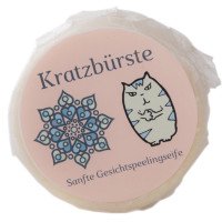 Kal Sa Ka Gesichtspeelingseife Kratzbürste 50 g