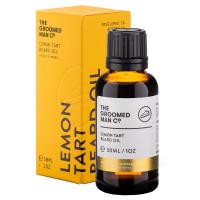 The Groomed Man Lemontart Beard Oil 30 ml