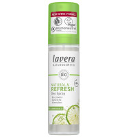 Lavera Deo Spray Natural & Refresh 75 ml