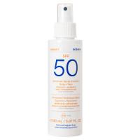 Korres Yoghurt Sonnenschutz Sprüh-Emulsion für Gesicht & Körper SPF50 150 ml