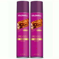 Goldwell Sprühgold Classic Haarspray Bundle 2 x 400 ml