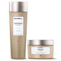 Goldwell Kerasilk Control Shampoo 250 ml + Maske 200 ml