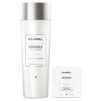 Goldwell Kerasilk Revitalize Detox Shampoo 250 ml + Serum 5 ml