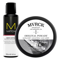 Paul Mitchell Save on Duo Mitch Heavy Hitter