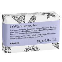 Davines Essential Haircare Love Smooth Shampoo Bar 100 g