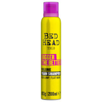 Tigi Bed Head ROW Bigger The Better Foam Shampoo 200 ml