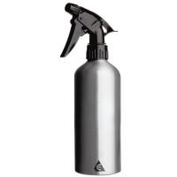 Efalock Sprühflasche Aluminium BIG 500 ml silber