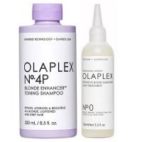 Olaplex Bundle No. 4-P + No. 0