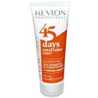 RRevlonissimo 45 Days Intense Coppers 2in1 Shampoo & Conditioner 75 ml