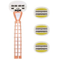 Shave-Lab Set TRES White Edition Gold Rush P.L.6+ Women