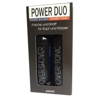 JUSTUS Power DUO 2 x 200 ml