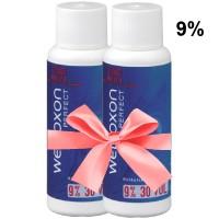 2x Wella Welloxon Perfect 9% à 60ml