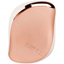 Tangle Teezer Compact Styler Rose Gold Cream