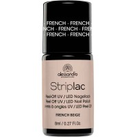 alessandro International Striplac French Beige 8 ml