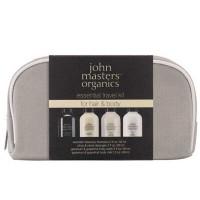 john masters organics Travel Kit hair & body