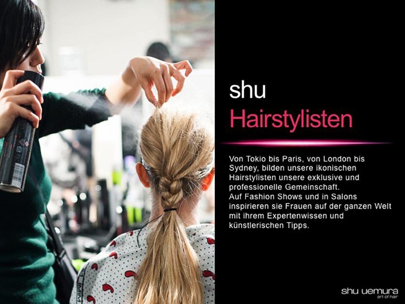 Shu Hairstylisten