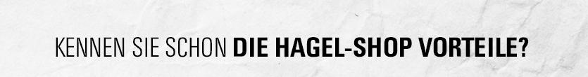 ALLE HAGEL VORTEILE AUF EINEN BLICK