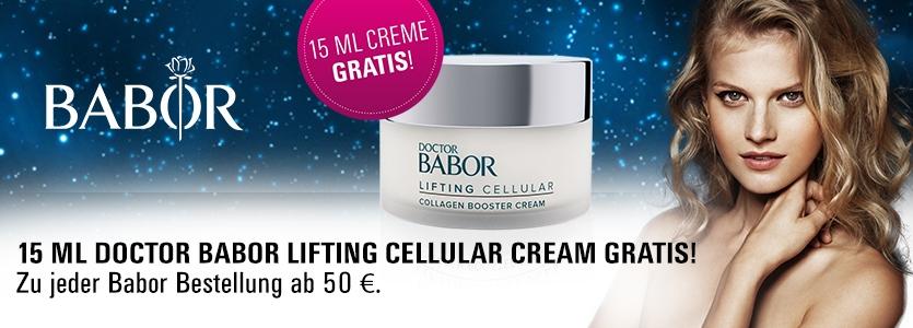 Babor Cream gratis