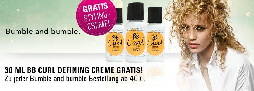 BB Curl Defining Creme