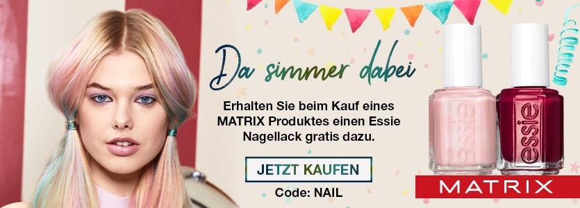Matrix gratis Essie Nagellack