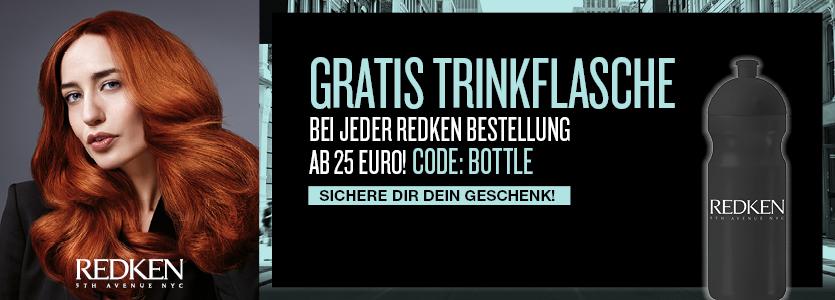 Redken Trinkflasche