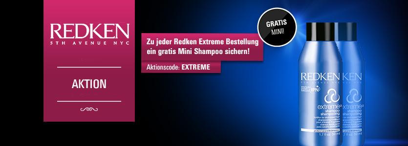 Redken Extreme Aktion - Mini Shampoo