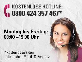 Hotline 0800