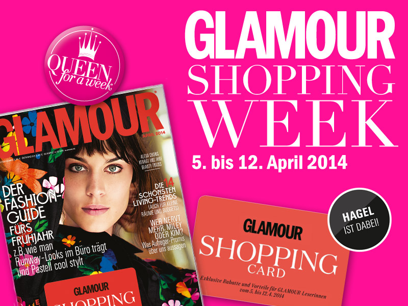 Zalando Glamour Shopping Week
