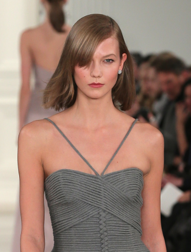 RUNWAY TREND: DER BEAUTY LOOK VON RALPH LAUREN