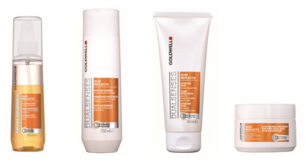 EDITORS PICKS FÜR DEN SOMMER: GOLDWELL DUALSENSES SUN REFLECTS