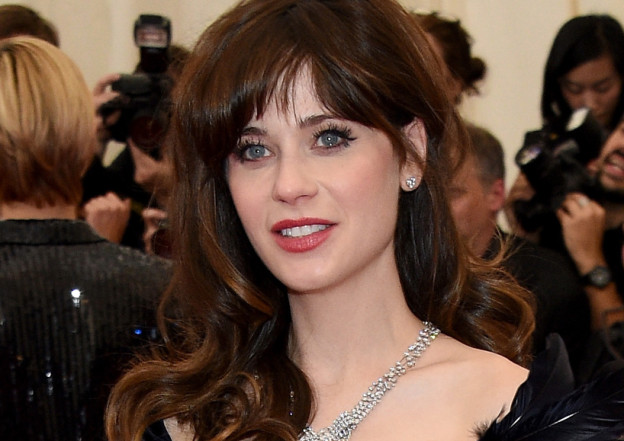 Der Beauty-Look von Zooey Deschanel