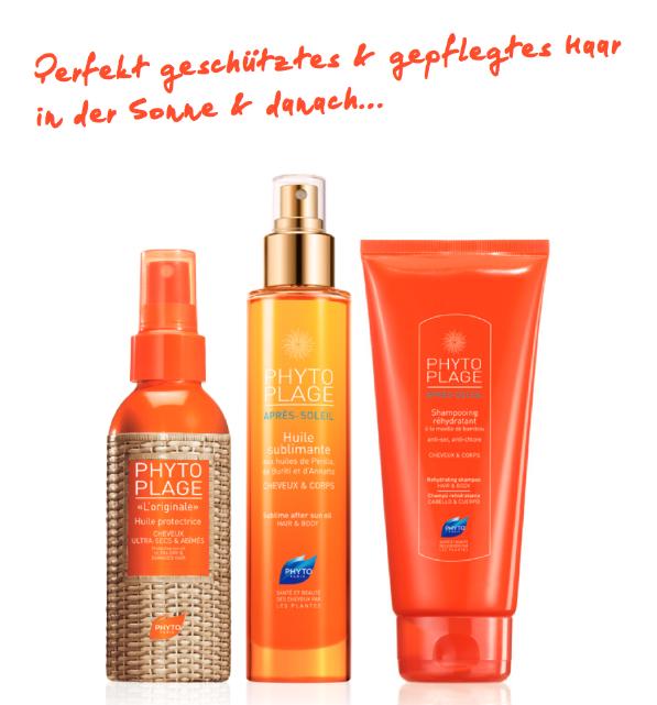 Must Haves der Woche: Phyto-Haarschutz für Sonnenanbeter