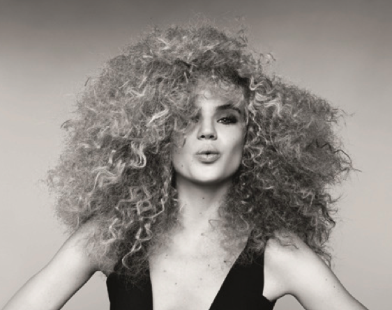 Frisuren Inspiration: Big Hair